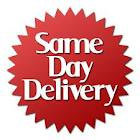 Same Day Delivery Available
